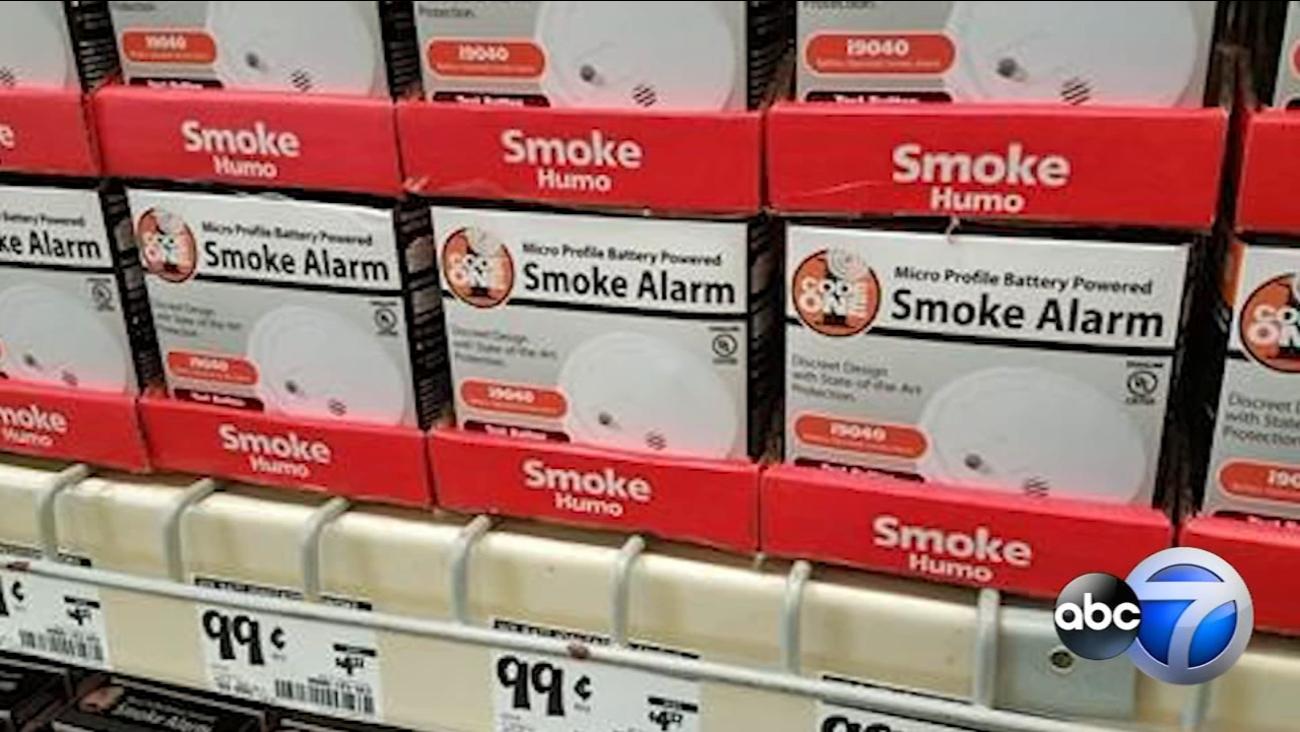 Home Depot Offering 99 Cent Smoke Detectors This Weekend