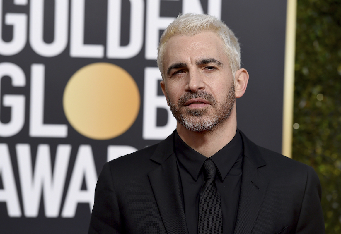 <div class='meta'><div class='origin-logo' data-origin='AP'></div><span class='caption-text' data-credit='Jordan Strauss/Invision/AP'>Chris Messina arrives at the 76th annual Golden Globe Awards at the Beverly Hilton Hotel on Sunday, Jan. 6, 2019, in Beverly Hills, Calif.</span></div>
