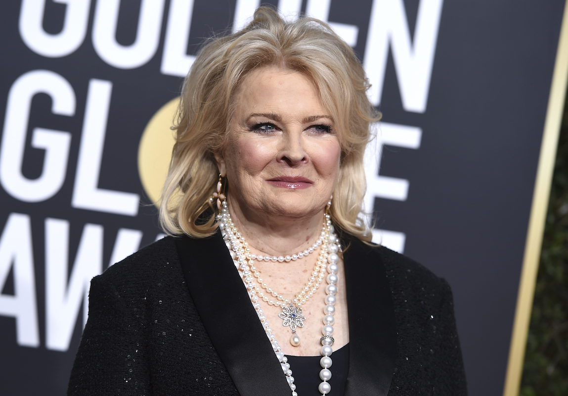 "<div class=""meta image-caption""><div class=""origin-logo origin-image ap""><span>AP</span></div><span class=""caption-text"">Candice Bergen arrives at the 76th annual Golden Globe Awards at the Beverly Hilton Hotel on Sunday, Jan. 6, 2019, in Beverly Hills, Calif. (Jordan Strauss/Invision/AP)</span></div>"