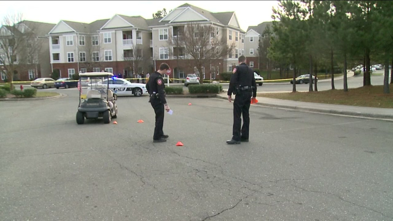 Image result for 15-year-old girl shot at a Durham apartment complex