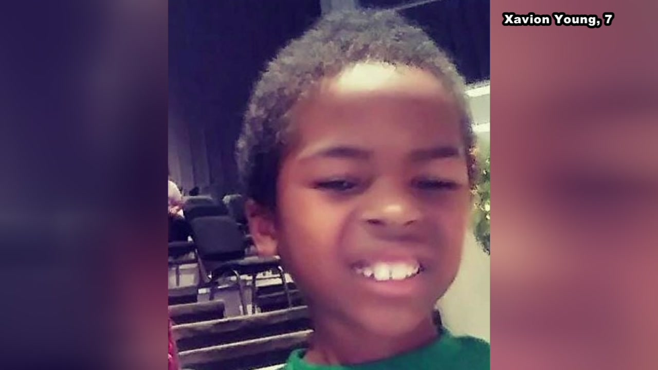Xavion Young, 7-year-old with autism, body found in pond in Texas