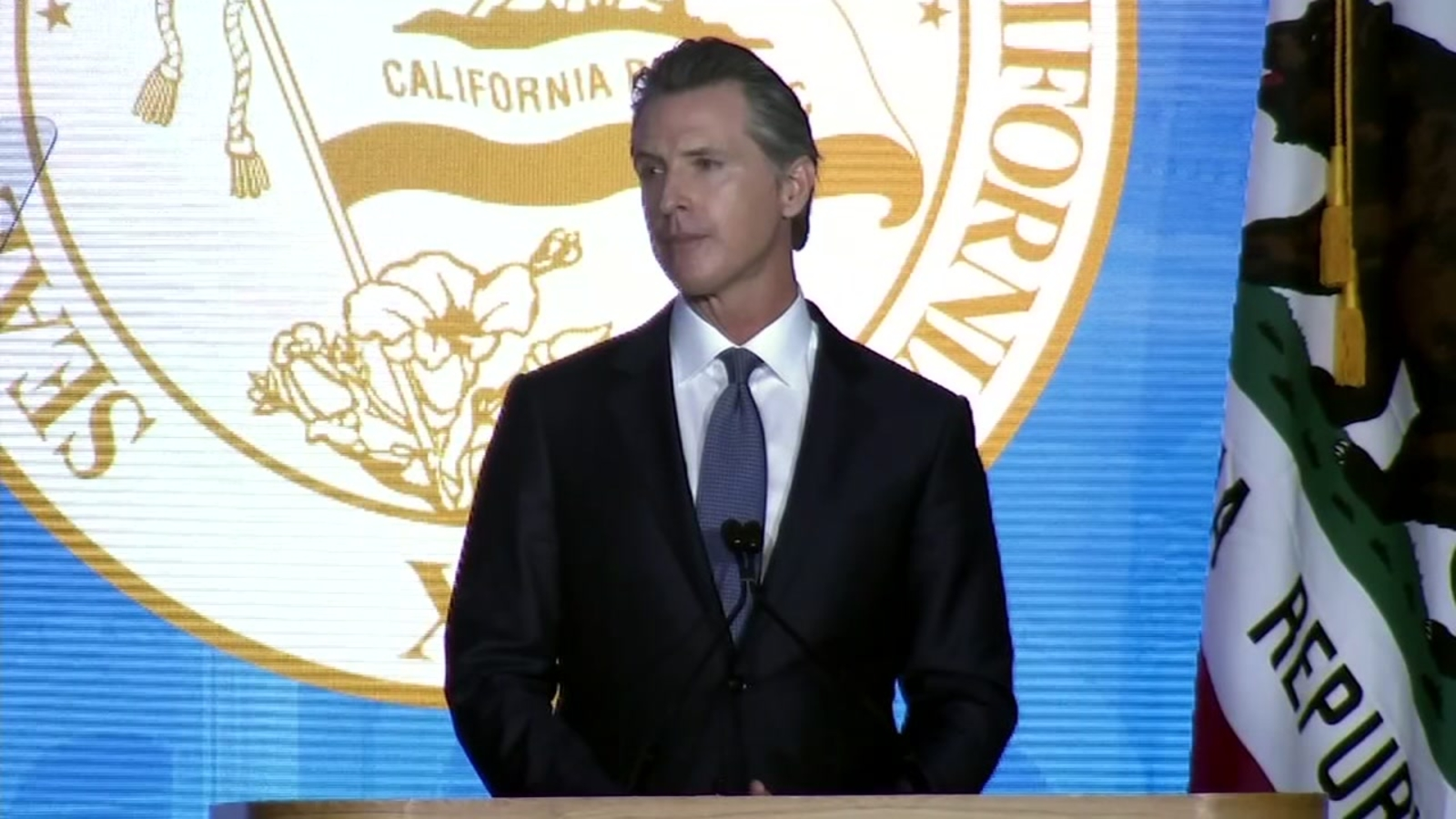 California Governor Gavin Newsom Signs Bill Changing Sex Offender Law Abc7 Los Angeles