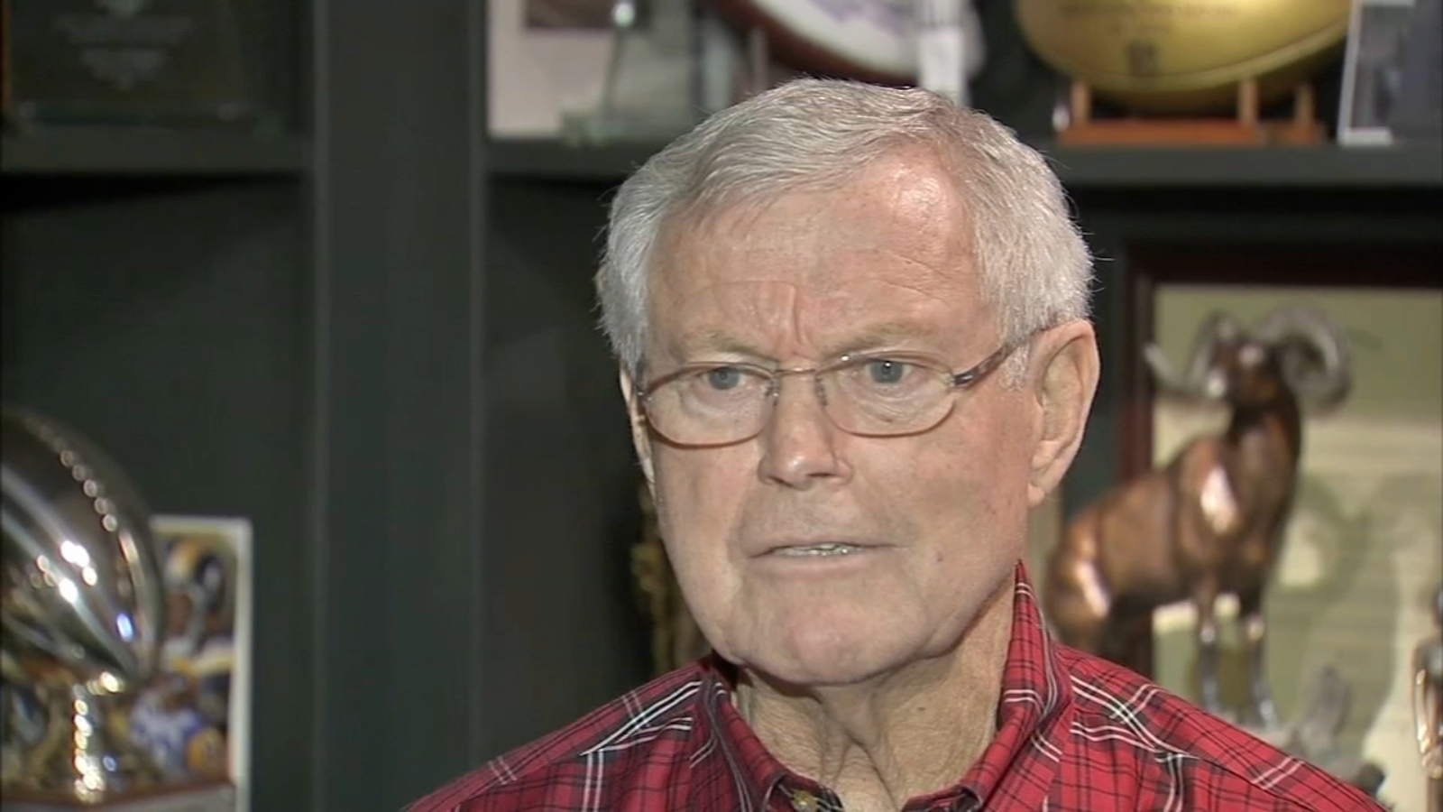 Dick vermeil crying eagles