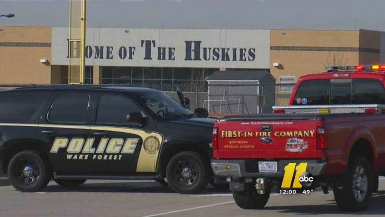 Heritage High locked down after threat