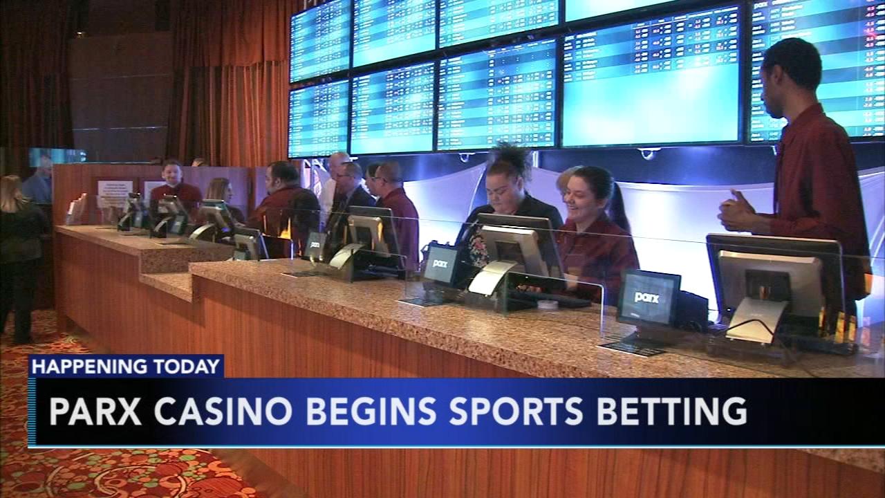 Parx casino | 6abc com