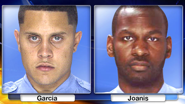 2 former Phila. police officers sentenced to prison