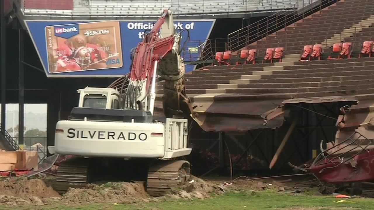 "<div class=""meta image-caption""><div class=""origin-logo origin-image none""><span>none</span></div><span class=""caption-text"">Crews demolish Candlestick Park, former home of the San Francisco 49ers, on Feb. 4, 2015.</span></div>"