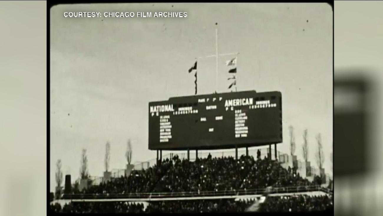 1930s wrigley field video