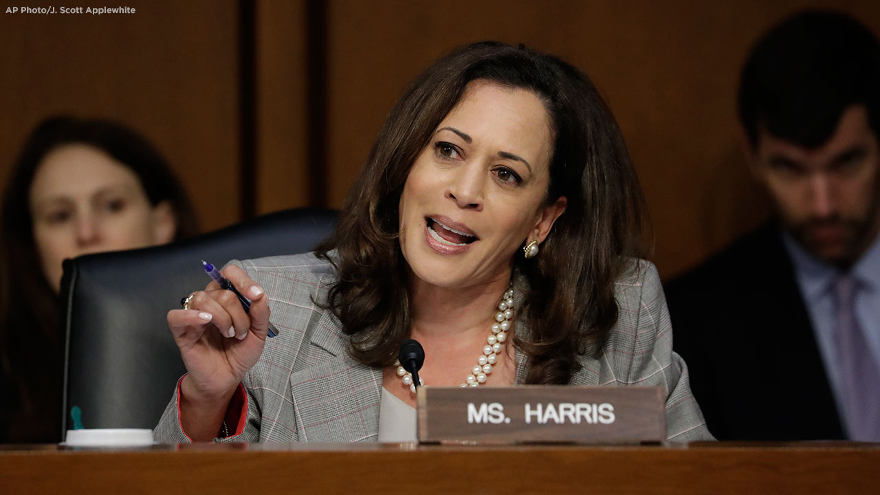 Sen. Kamala Harris: Courts need tougher standards to go after police brutality