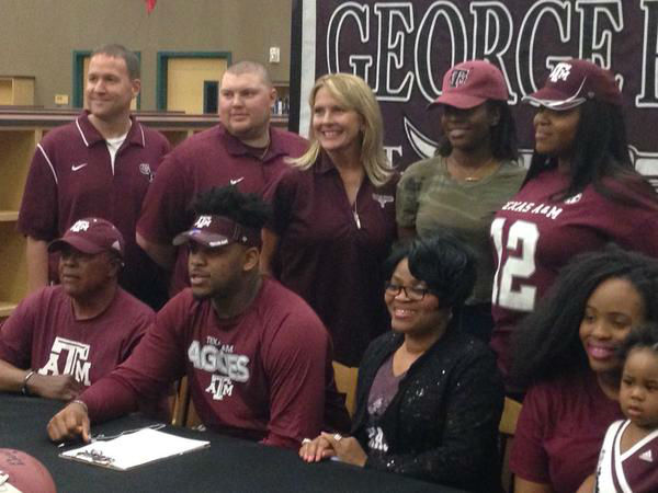 "<div class=""meta image-caption""><div class=""origin-logo origin-image none""><span>none</span></div><span class=""caption-text"">Kingsley Keke from George Ranch is an Aggie! (KTRK Photo)</span></div>"