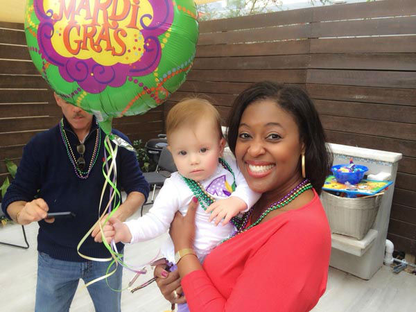 """<div class=""""meta image-caption""""><div class=""""origin-logo origin-image none""""><span>none</span></div><span class=""""caption-text"""">Instead of giving gifts, friends donated to a local animal rescue in honor of baby Winnie's first birthday (KTRK Photo/ Casey Curry)</span></div>"""
