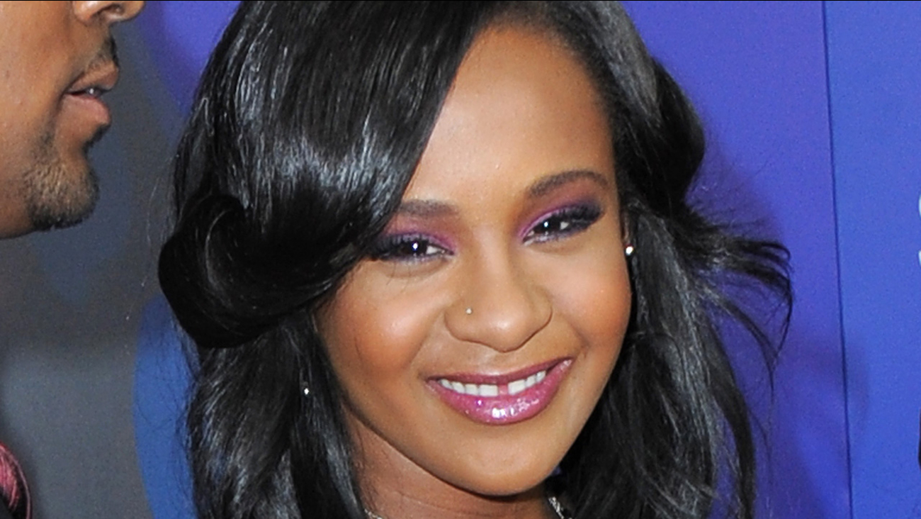 Bobbi Kristina Brown attends the Los Angeles premiere of 'Sparkle' at Grauman's Chinese Theatre on Thursday, Aug. 16, 2012, in Los Angeles.