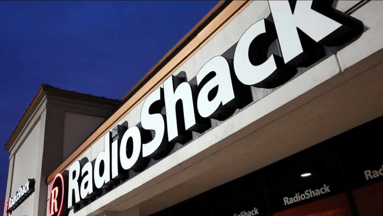 This Tuesday, Feb. 3, 2015 photo shows a RadioShack store in Dallas.