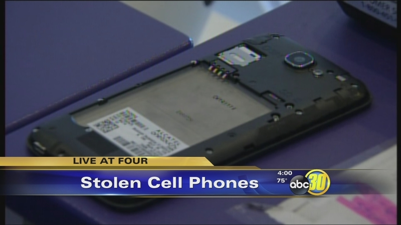 Stolen Visalia MetroPCS phones for sale on Craigslist