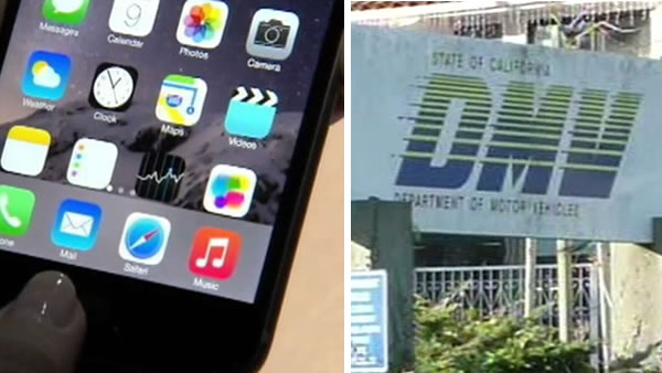 A bill in Sacramento calls on the DMV to develop a digital driver's license and an app to go with it.