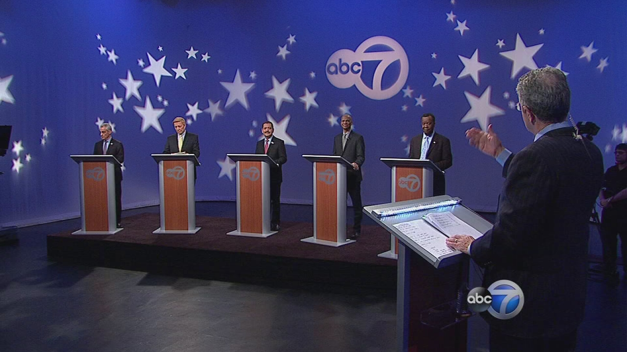 Vote 2015: Mayor Debate, Part 4