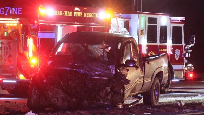 Fatal crash in Wayne County