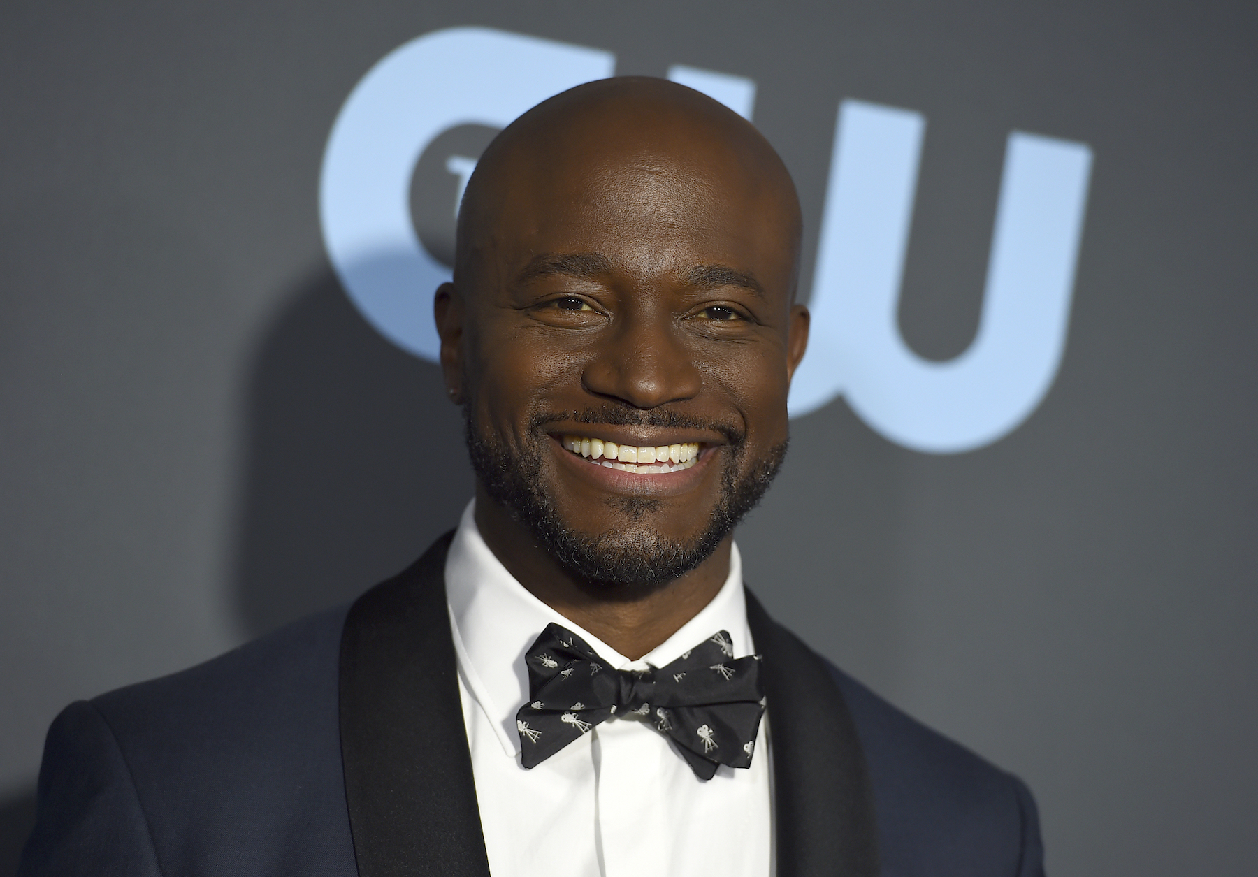 "<div class=""meta image-caption""><div class=""origin-logo origin-image ap""><span>AP</span></div><span class=""caption-text"">Taye Diggs arrives at the 24th annual Critics' Choice Awards on Sunday, Jan. 13, 2019, at the Barker Hangar in Santa Monica, Calif. (Jordan Strauss/Invision/AP)</span></div>"