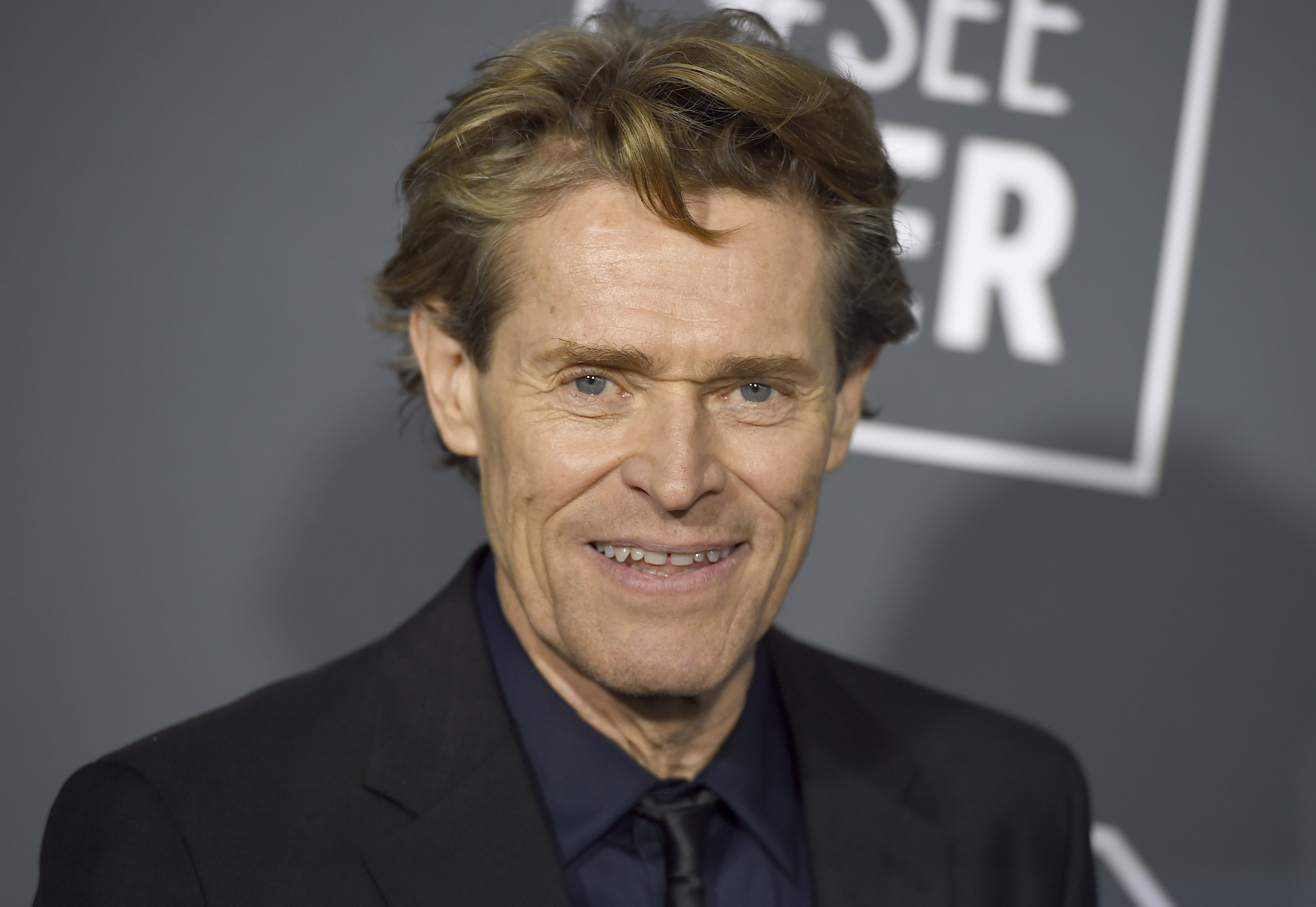 "<div class=""meta image-caption""><div class=""origin-logo origin-image ap""><span>AP</span></div><span class=""caption-text"">Willem Dafoe arrives at the 24th annual Critics' Choice Awards on Sunday, Jan. 13, 2019, at the Barker Hangar in Santa Monica, Calif. (Jordan Strauss/Invision/AP)</span></div>"