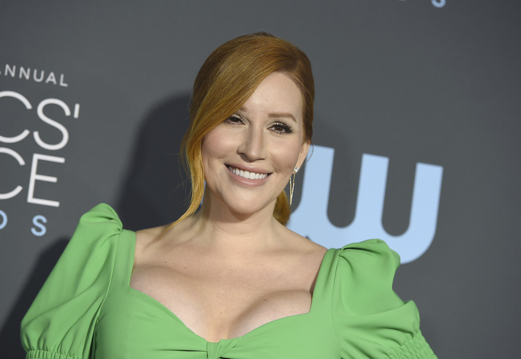 <div class='meta'><div class='origin-logo' data-origin='AP'></div><span class='caption-text' data-credit='Jordan Strauss/Invision/AP'>Our Lady J arrives at the 24th annual Critics' Choice Awards on Sunday, Jan. 13, 2019, at the Barker Hangar in Santa Monica, Calif.</span></div>