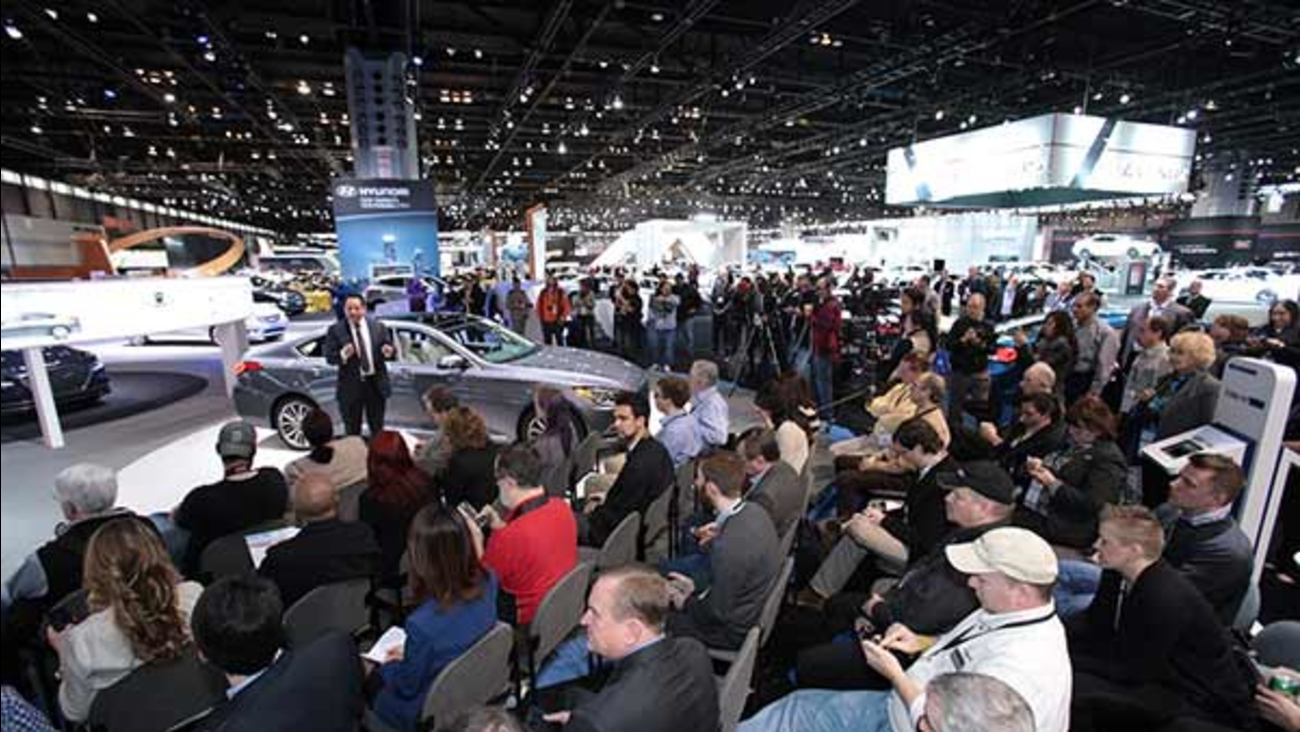 When Is The Chicago Auto Show >> Chicago Auto Show 2020 Frequently Asked Questions