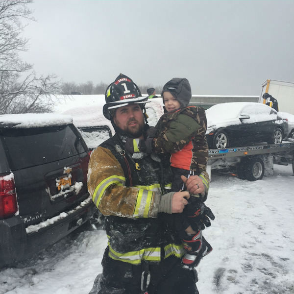 "<div class=""meta image-caption""><div class=""origin-logo origin-image none""><span>none</span></div><span class=""caption-text"">A massive pile-up on Interstate 81 north of Syracuse on Friday, Feb. 6, 2015. (Photo/Pro Towing)</span></div>"