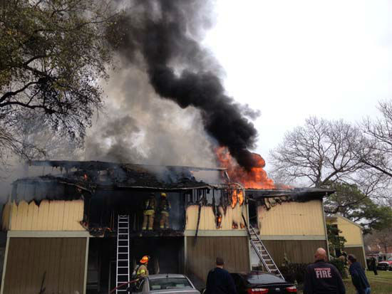 "<div class=""meta image-caption""><div class=""origin-logo origin-image none""><span>none</span></div><span class=""caption-text"">Firefighters are on the scene of a two-alarm fire at an apartment building in the 500 block of Cypress Station at FM1960 (KTRK Photo/ KTRK)</span></div>"