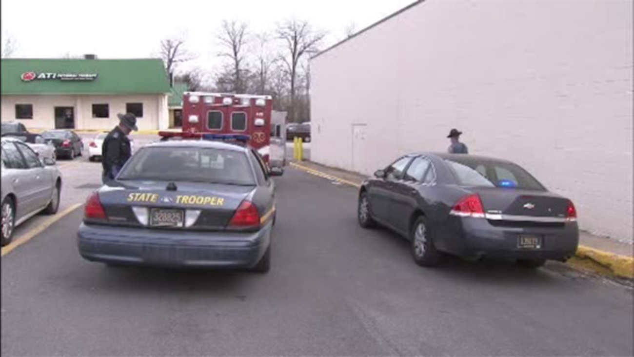 Pa. robbery suspect captured in Wilmington, Del.