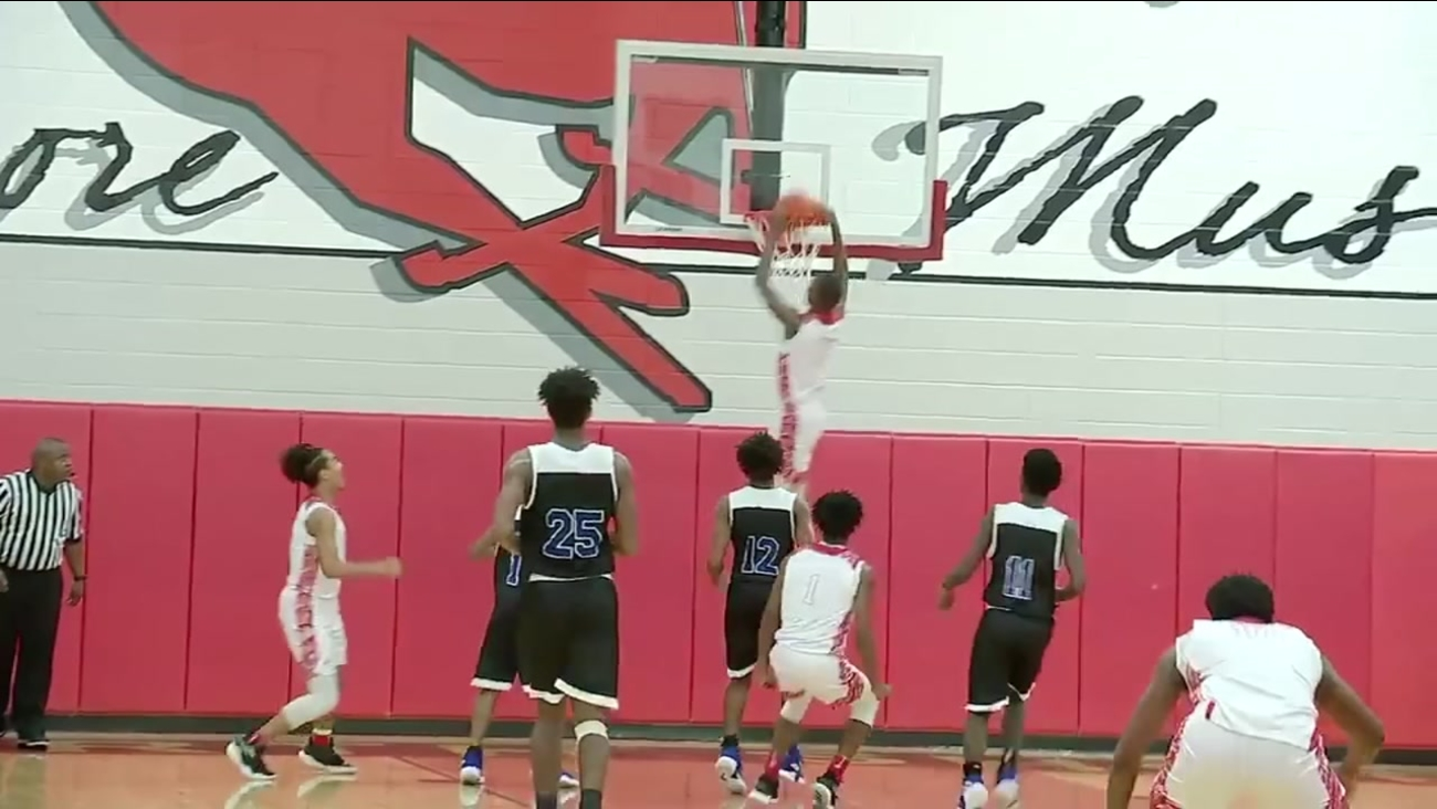 North Shore High School Ranked No 1 In Texas For Boys Basketball