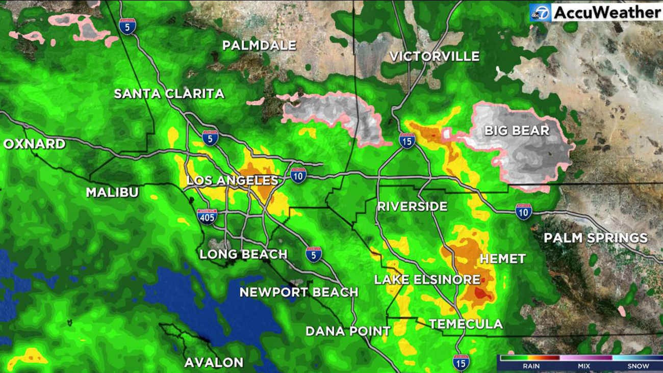 Southern California weather forecast - Los Angeles, Orange County ...
