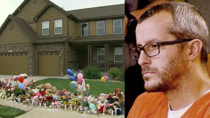 Home where Chris Watts killed family to be sold at auction