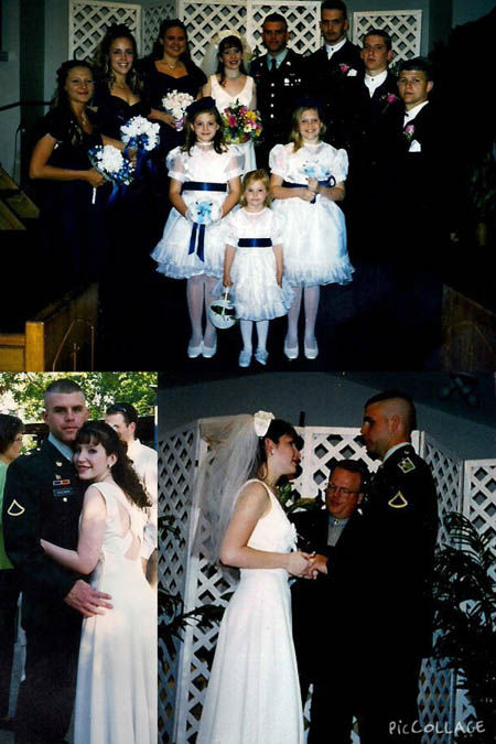"<div class=""meta image-caption""><div class=""origin-logo origin-image none""><span>none</span></div><span class=""caption-text"">Coleman wedding 17 years ago in April! (Photo/Viewer photo)</span></div>"