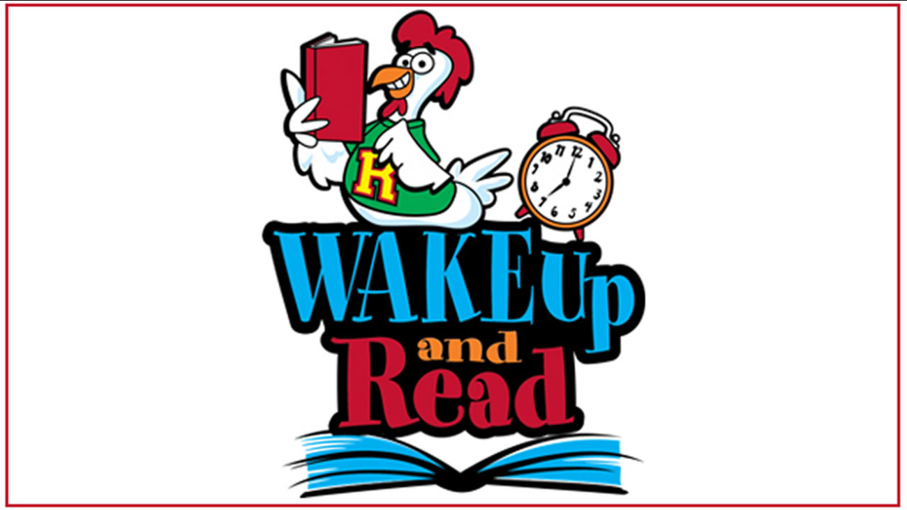Wake Up and Read