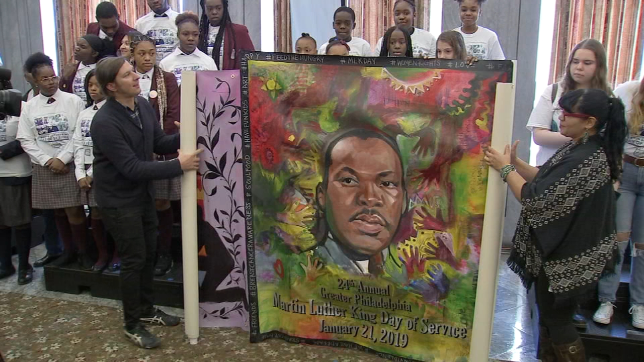 Mlk Day Of Service Event To Take Place In Philadelphia 6abc Com