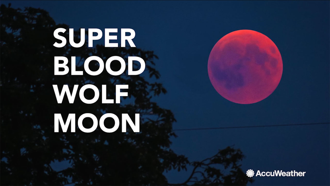 Super Blood Wolf Moon January 2019 How To See The Lunar Eclipse