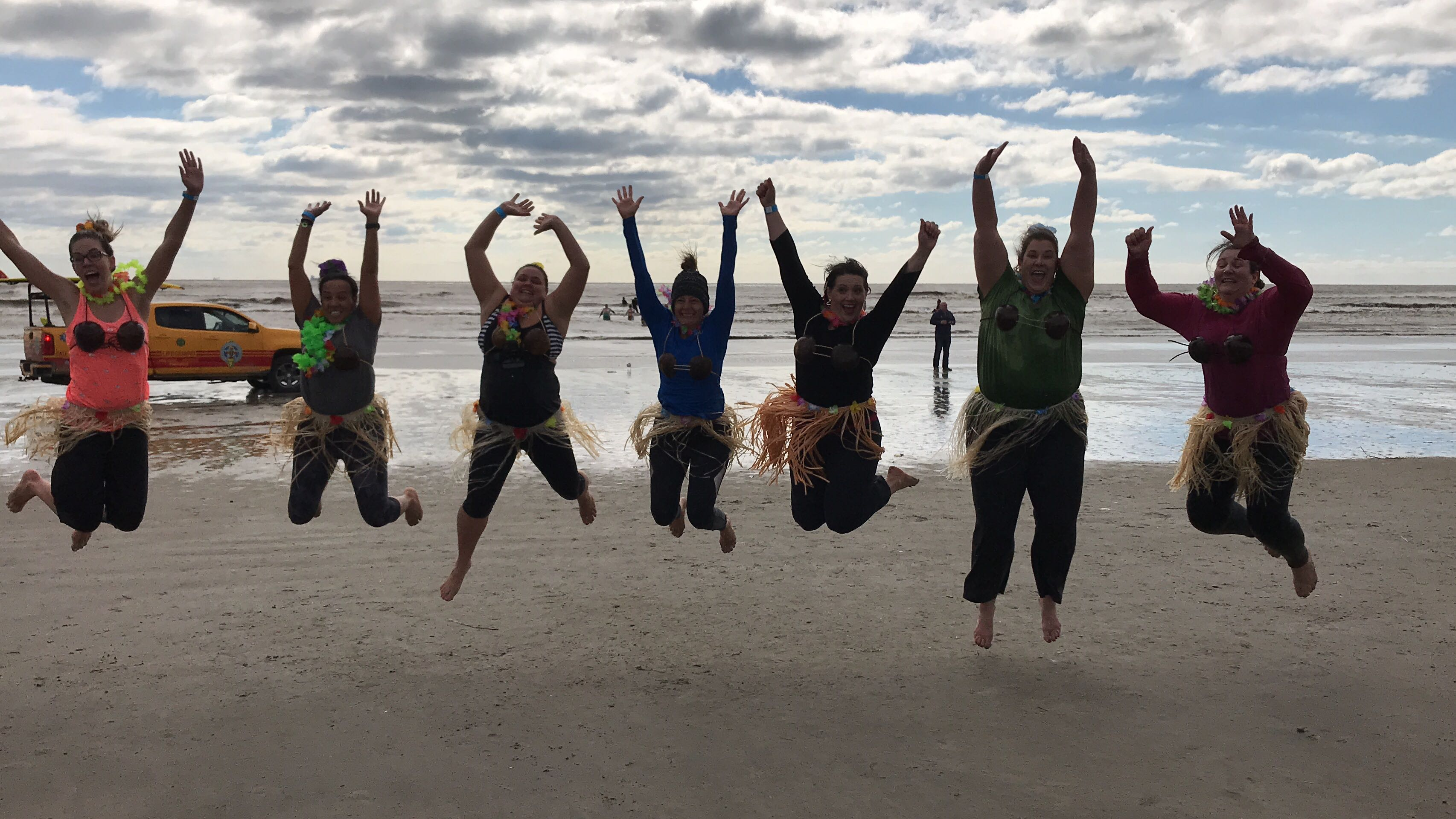 <div class='meta'><div class='origin-logo' data-origin='none'></div><span class='caption-text' data-credit=''>More than 300 participants turned out for the 8th annual Polar Plunge at Stewart Beach in Galveston on Saturday, January 19, 2019.</span></div>