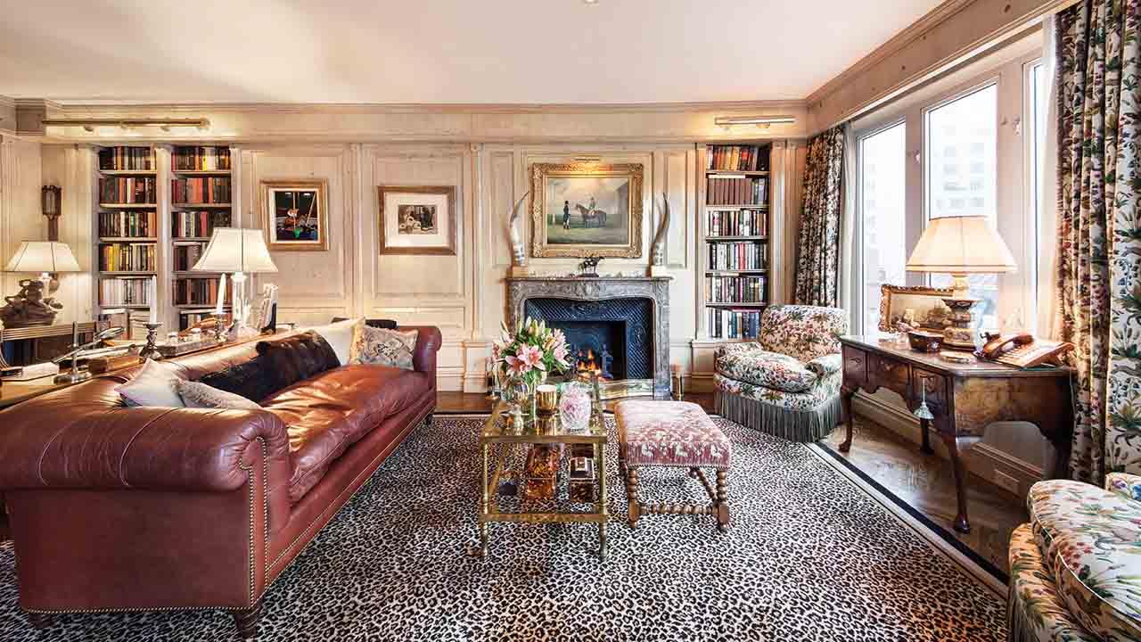 Photos Joan Rivers Palatial 28 Million New York Apartment