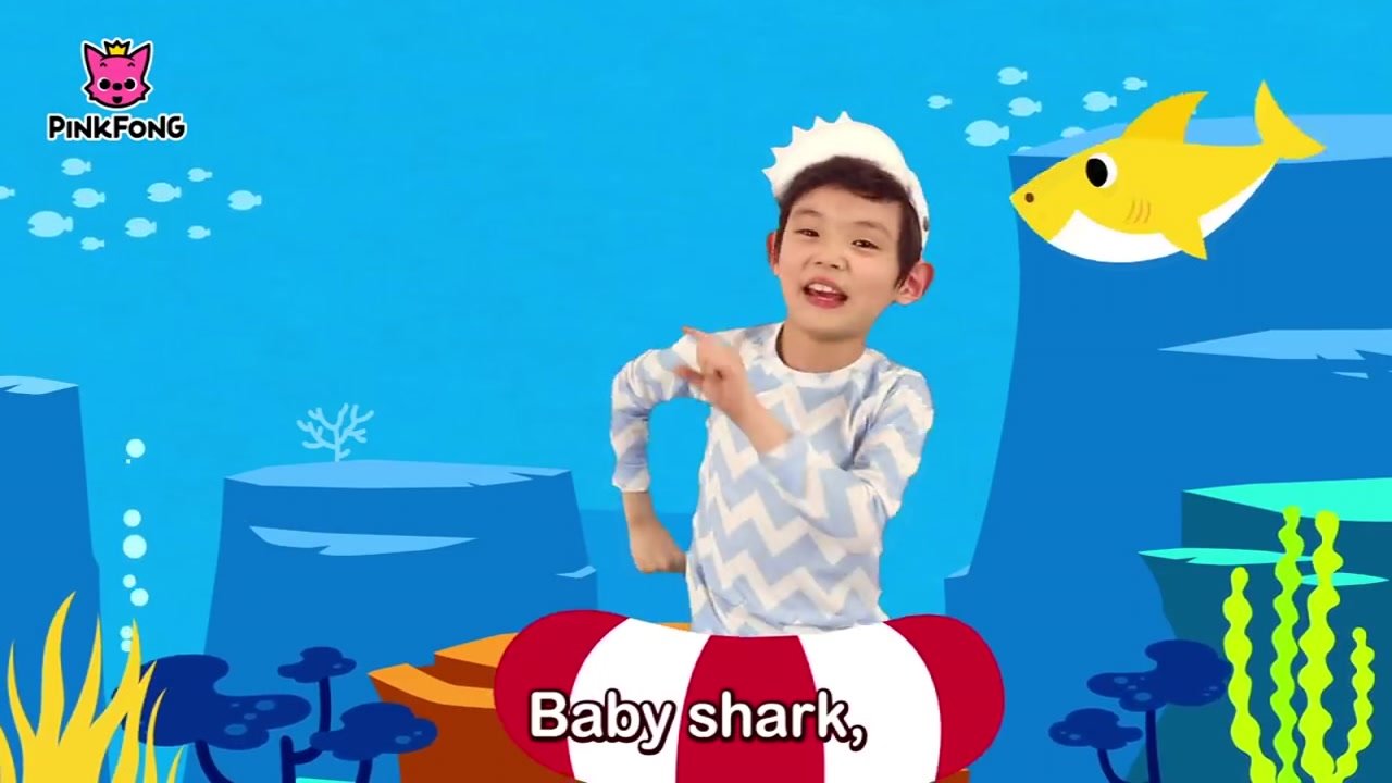'Baby Shark' creators working on a show with Netflix