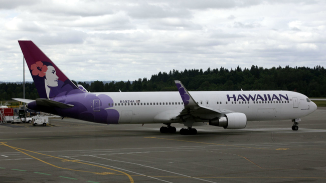 Flight Attendant Dies On NYC Bound Hawaiian Airlines