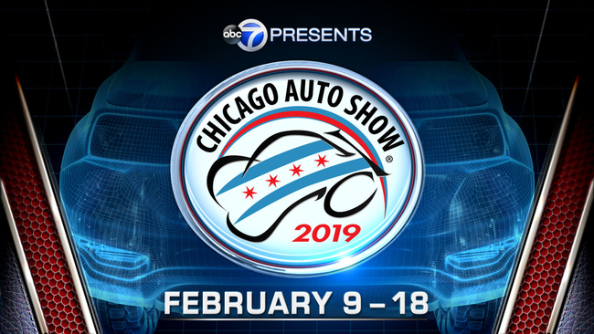 Chicago Auto Show 2019 | abc7chicago com
