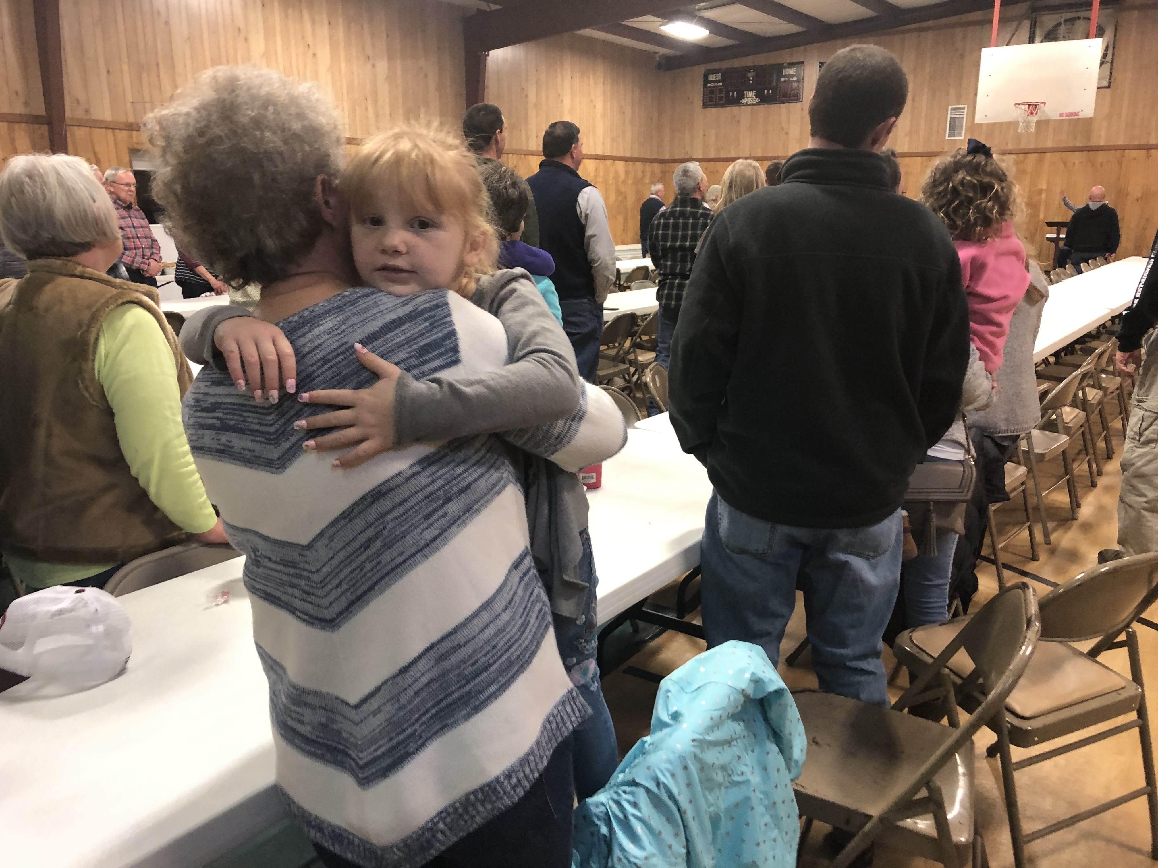 <div class='meta'><div class='origin-logo' data-origin='WTVD'></div><span class='caption-text' data-credit='Akilah Davis'>Celebration held Friday night at New Haven Church for Casey Hathaway.</span></div>