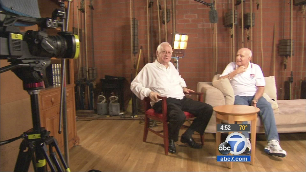 Channel 22, a television studio serving more than 160 residents at a retirement community in Woodland Hills, proves that creativity is ageless.