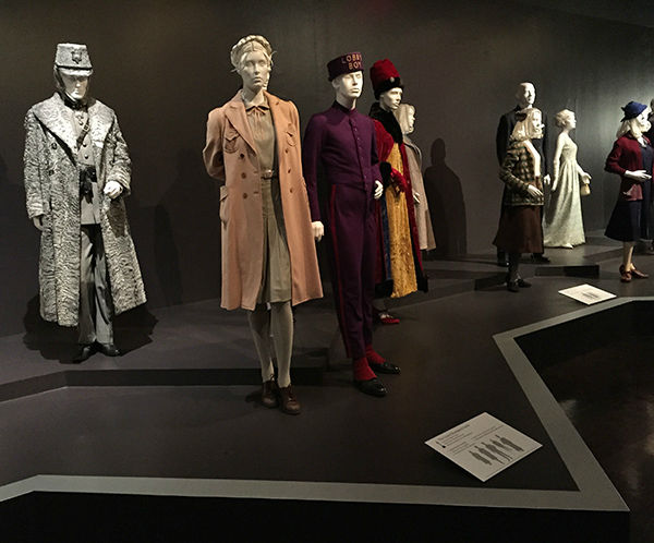 "<div class=""meta image-caption""><div class=""origin-logo origin-image none""><span>none</span></div><span class=""caption-text"">Costumes from 'The Grand Budapest Hotel' and 'The Imitation Game' on display at the FIDM Museum in downtown Los Angeles. (KABC Photo)</span></div>"