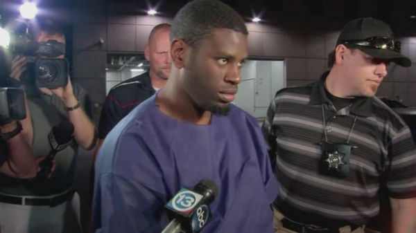 """<div class=""""meta image-caption""""><div class=""""origin-logo origin-image none""""><span>none</span></div><span class=""""caption-text"""">Isaac Tiharihondi, who is accused of killing his family members is back in Houston after being arrested in Mississippi last week</span></div>"""