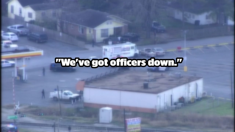 'We need more ambulances!': 911 audio captures chaos