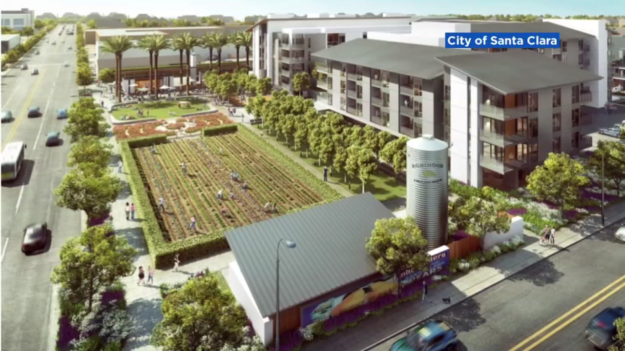 Santa Clara City Leaders Unanimously Approve Agrihood Project To Address Housing Sustainability Issues Abc7 San Francisco