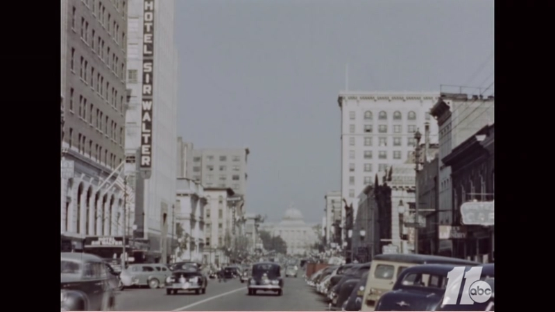 Watch: Educational film shows limited view of North Carolina in the 1950s