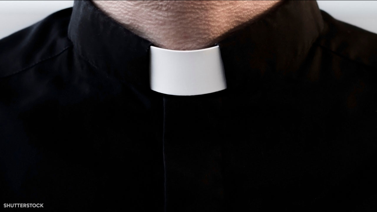 Catholic Church names New Jersey clergy accused of sexual abuse | abc7ny.com