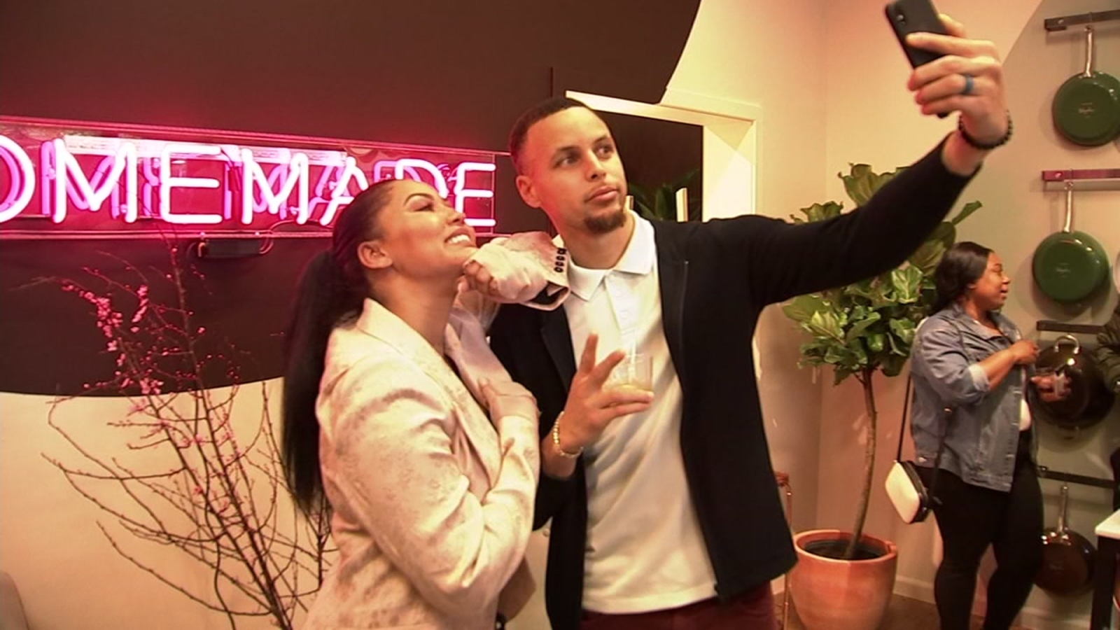 f123f2dd53cc Ayesha Curry reveals unnerving fan interaction in new  Red Table Talk   interview with Jada Pinkett Smith