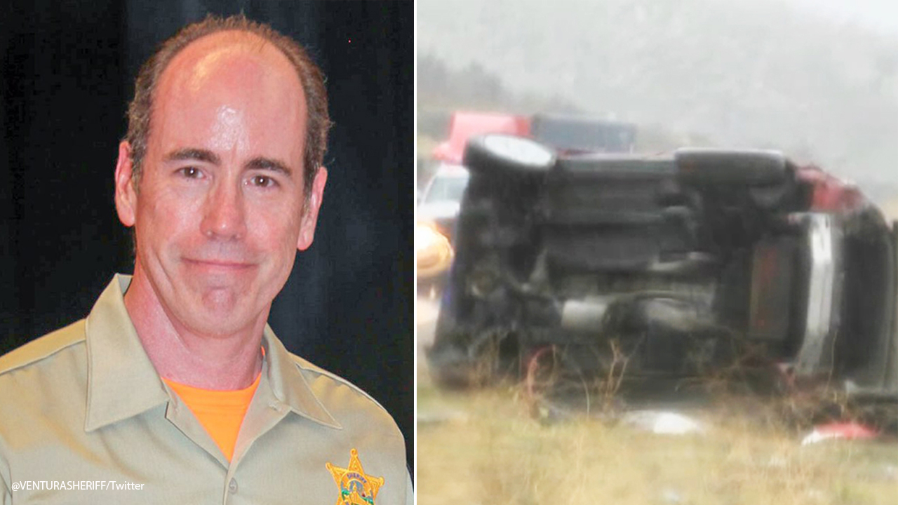 Ventura search-and-rescue team member killed in 5 Fwy crash